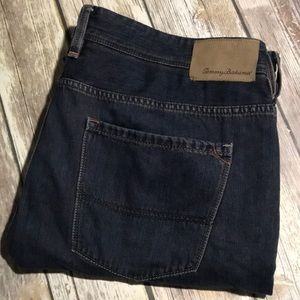 Tommy Bahama Jeans Standard Straight 40 x 33 Soft